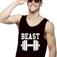 Men's Tank Top 'Beast' (More colors available)