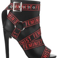 New Sexy Fem Ankle Booties