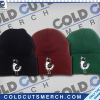 "Cold Cuts Merch - The Wonder Years ""Pigeon"" Beanie"