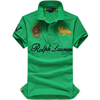 Boys & Men Polo Ralph Lauren T-Shirt Top Tee