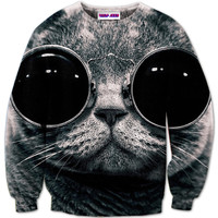 FUNKY CAT SWEATER