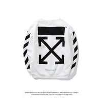 Wholsale women or men OFF-White jacket Sweatshirt 501965868-021