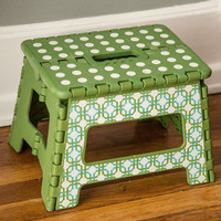 ModCloth Practice What You Reach Folding Step Stool
