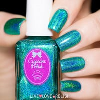Cupcake Polish Water You Doing Nail Polish (Berry Patch Collection)