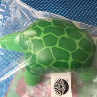 1994 Galapagos Tortoise Plush Toy Fun! New & Sealed! Amazing National Wildlife Federation Stuffed Animal! Rare! Vintage Toy Retro Great Gift