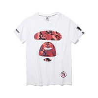 Cheap Women's and men's aape t shirt for sale 501965868-053