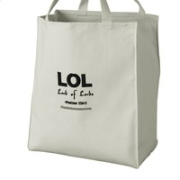 LOL Lord of Lords Embroidered Bags | Zazzle