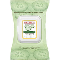 Burt's Bees Facial Cleansing Towelettes Cucumber And Sage