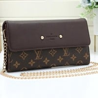Louis Vuitton women's fashion new shoulder Messenger bag  small square bag  chain bag  5#