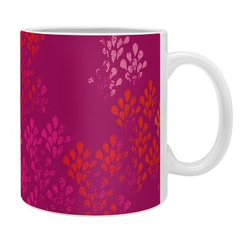 Camilla Foss Bright Happiness I Coffee Mug