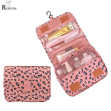 High Quality Make Up Bag Hanging Travel Storage Bags Waterproof Travel Beauty Cosmetic Bag Personal Hygiene Bags Wash Organizer