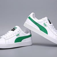 New Arrival 2017 PUMA SKY II LO NATURAL Men's shoes Breathable Sneakers Badminton Shoes 6 COLOR size40-44