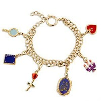 Disney Beauty and the Beast: The Broadway Musical Charm Bracelet | Disney Store