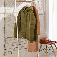 Tower Coat Storage Rack