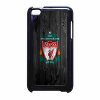 Liverpool FC Wood Style iPod Touch 4th Generation Case
