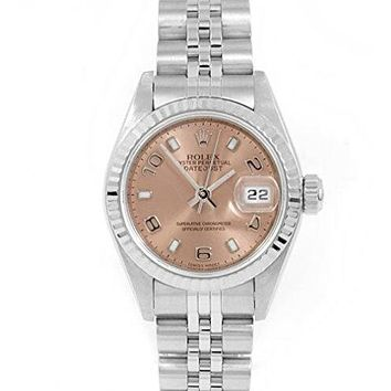 Rolex Datejust automatic-self-wind mens Watch 79174 (Certified Pre-owned)
