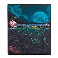 Lotus Pond Large Back Patch