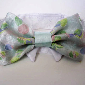 Dog or Cat Bow Tie:Easter Holiday