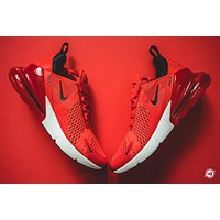 Nike Air Max 270 ¡°Red¡± Running Shoes 943345-600