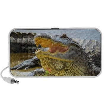 Alligator. Face to face Mp3 Speakers