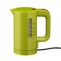 BISTRO   Electric water kettle, 0.5 l, 17 oz Lime green   Bodum Online Shop   United States