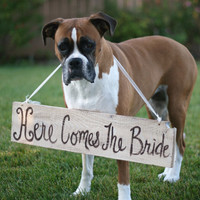 Rustic Chic Weddings Old Barn Wood Hand Painted by braggingbags