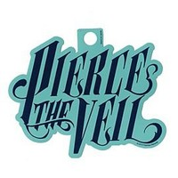 Pierce The Veil Blue Sticker - 620387