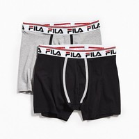 FILA Boxer Brief 2-Pack | Urban Outfitters
