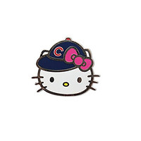 MLB Chicago Cubs Hello Kitty Cap Lapel Pin