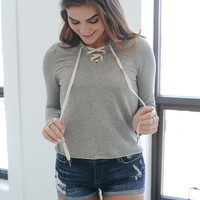 Fit To Be Tied Sweatshirt