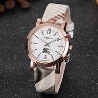 Burberry Lover Fashion Quartz Movement Watch Wristwatch