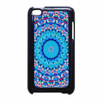 Flowers Sea Pattern iPod Touch 4th Generation Case