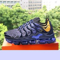 NIKE AIR VAPORMAX PLUS Tide brand air cushion men's sports running shoes