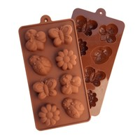 Silicone Insect Chocolate Mold