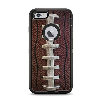 The Football Laced Apple iPhone 6 Plus Otterbox Defender Case Skin Set