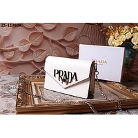 2019 New Office PRADA Women Leather Monogram Handbag Neverfull Bags Tote Shoulder Bag Wallet Purse Bumbag   Discount Cheap Bags Best Quality