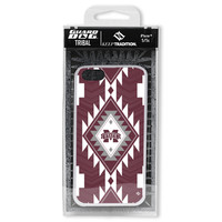 Mississippi State Bulldogs Paulson Designs Tribal Case for iPhone® 5/5s