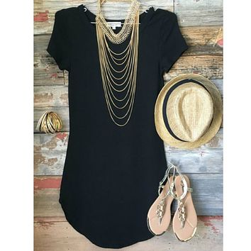 New fashion summer slim sexy four-color short-sleeved top T-shirt