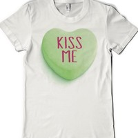 White T-Shirt | Cute Valentines Shirts