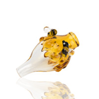 Empire Glass Honey Drip Bubbler Cap