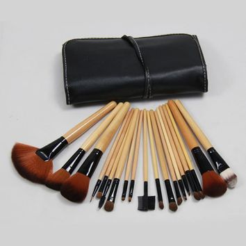 19-pcs Makeup Brush Sets [6532361735]