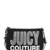 Glam Goddess Velour Flat Crossbody by Juicy Couture