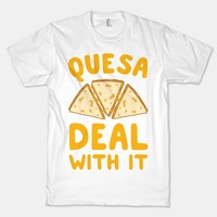 Quesa-Deal With It!