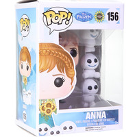 Funko Disney Pop! Frozen Fever Pop! Anna Vinyl Figure