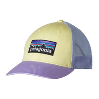 Patagonia P-6 LoPro Trucker Hat- Lite Blazing Yellow