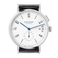 Tangomat GMT Plus sapphire crystal back | Beautiful watches purchased online. Directly from NOMOS Glashutte/SA.