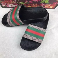 Gucci :Casual Fashion men and women Sandal Slipper Shoes