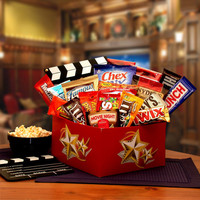 Fantastic Red Box Night Gift Box with Red Box Gift Card