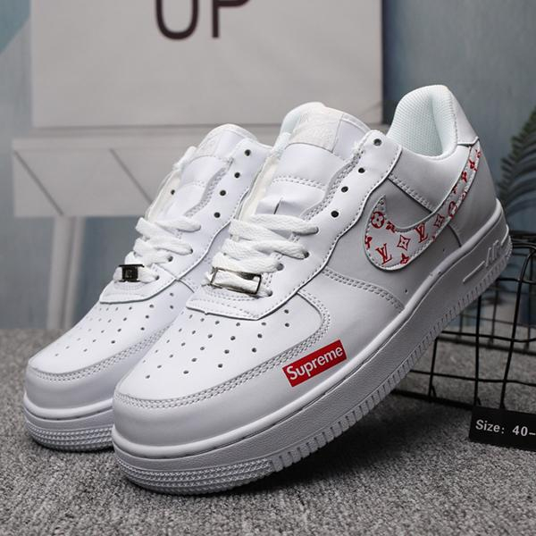 Image of NIKE AIR FORCE 1 Men Fashion Old Skool Sneakers Sport Shoes