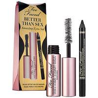 Too Faced Better Than Sex Amazing Eyes Set